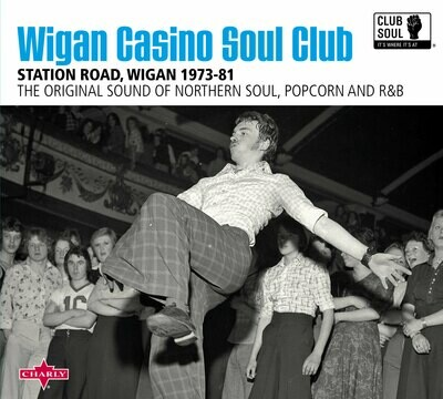 WIGAN CASINO SOUL CLUB (CD)