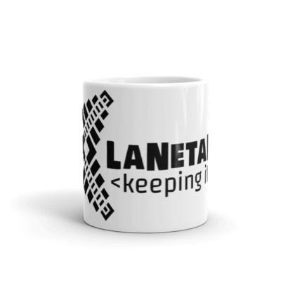 Temple Pyramids mug design by LaNetaNeta
