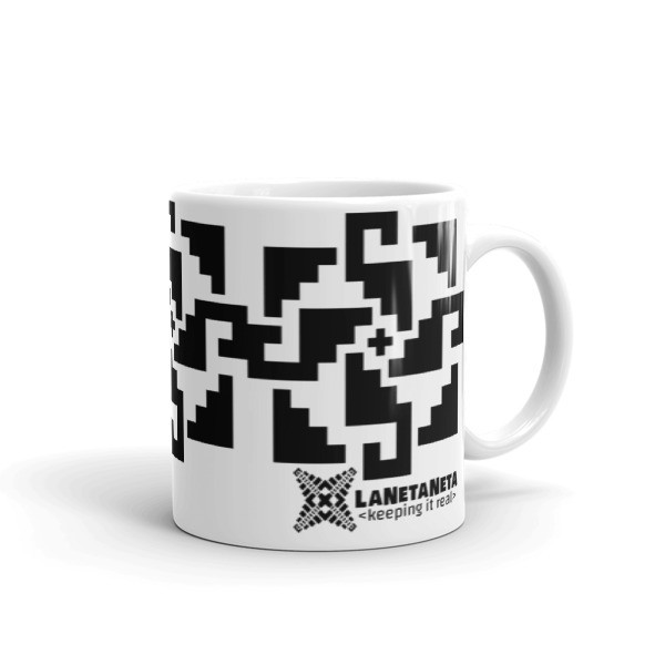 Temple Steps mug designed by LaNetaNeta. Free shipping promo code available! Free shipping and 15% discount code below!