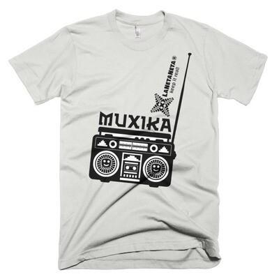 Men's Fine Jersey, American Apparel unisex T-Shirt designed by LaNetaNeta.
