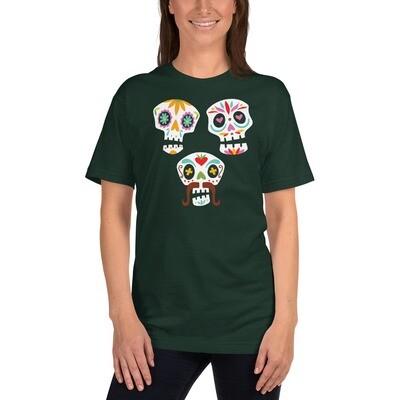 3 Calacas, Women'sT-Shirt