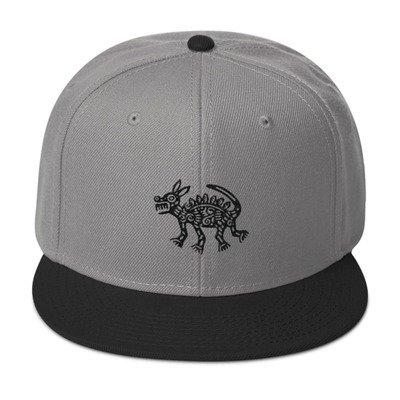 Otto Cap Wool Blend Snapback Hat.