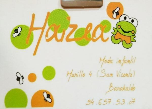 Haizea Moda Infantil