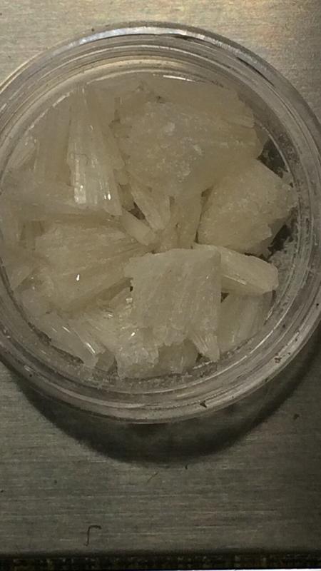 CBD Crystals 99,6% 0,5g - NOVITA'