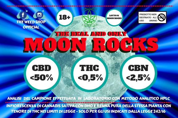 The Real Moon Rocks