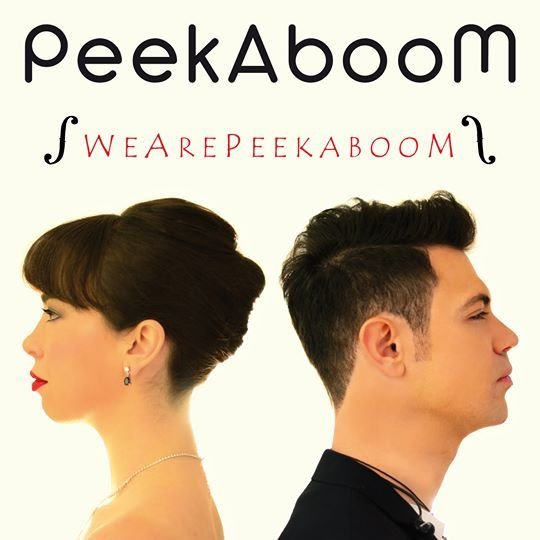 We Are Peekaboom - Signed CD 00004