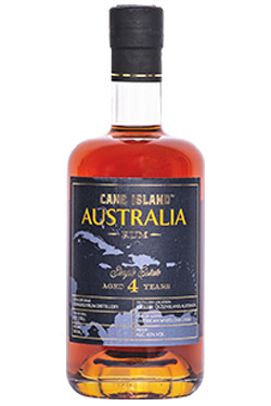Cane Island Rum - Beenleigh Distillery 4 Years Old