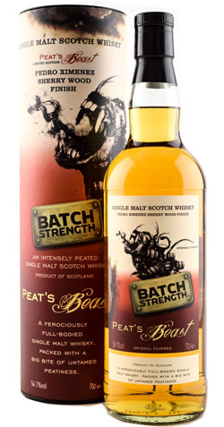 "Peat's Beast - PX Cask ""Batch Strength"""