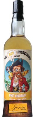 The Rum Mercenary Port Mourant 13 Years Old