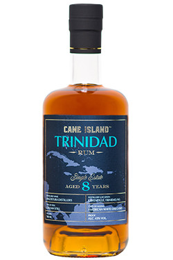 "Cane Island Rum - Angostura Distillers 8 Years Old ""Single Estate Trinidad"""