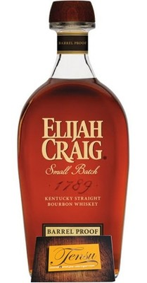 Elijah Craig 12 Years Old Barrel Proof