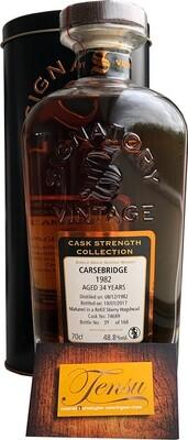 Carsebridge 34 Years Old (1982-2017)