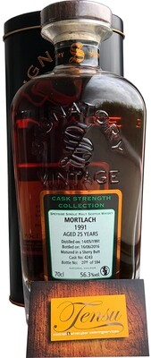 Mortlach 25 Years Old (1991-2016)