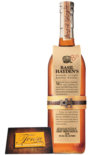 Basil Hayden's 8 Years Old