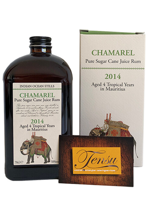 """Velier Rum - Chamarel 4 Years Old """"Mauritius Vintage 2014"""""""