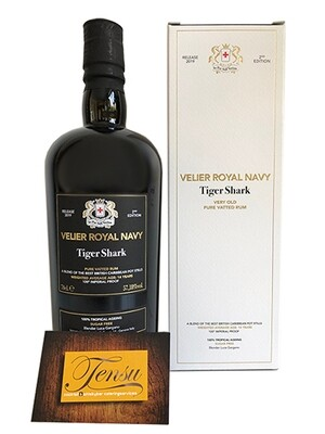 Velier Royal Navy Rum - Tiger Shark (2nd Edition)