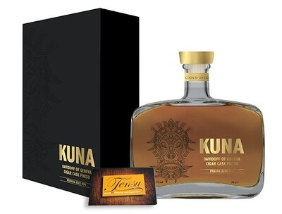 Kuna - Davidoff of Geneva Cigar Cask Finish