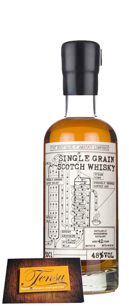 "Invergordon 42 Years Old - Batch 15 ""That Boutique-Y Whisky Company"""