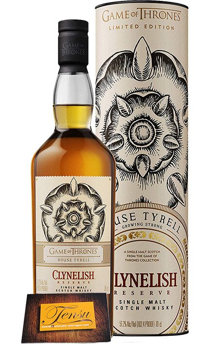 "Clynelish Reserve - House Tyrell ""Game Of Thrones"""