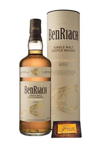 """BenRiach Cask Strenght """"Batch 2"""""""