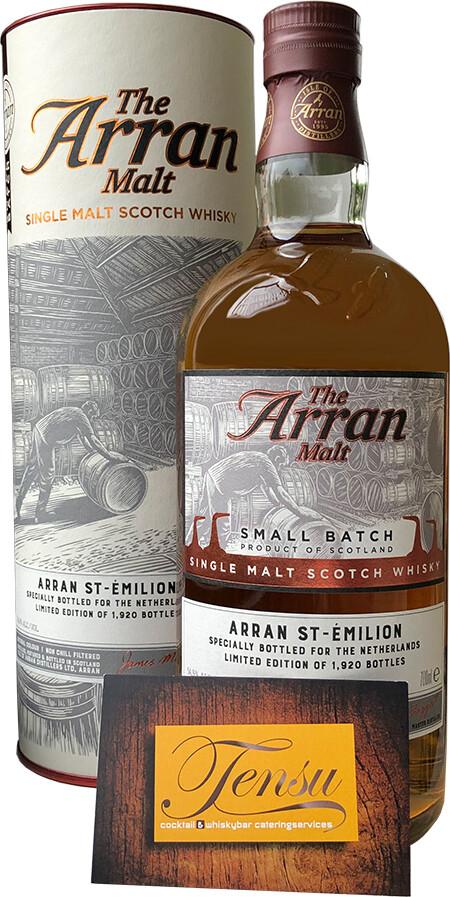 Arran Saint Émilion Cask (2009-2019) Small Batch