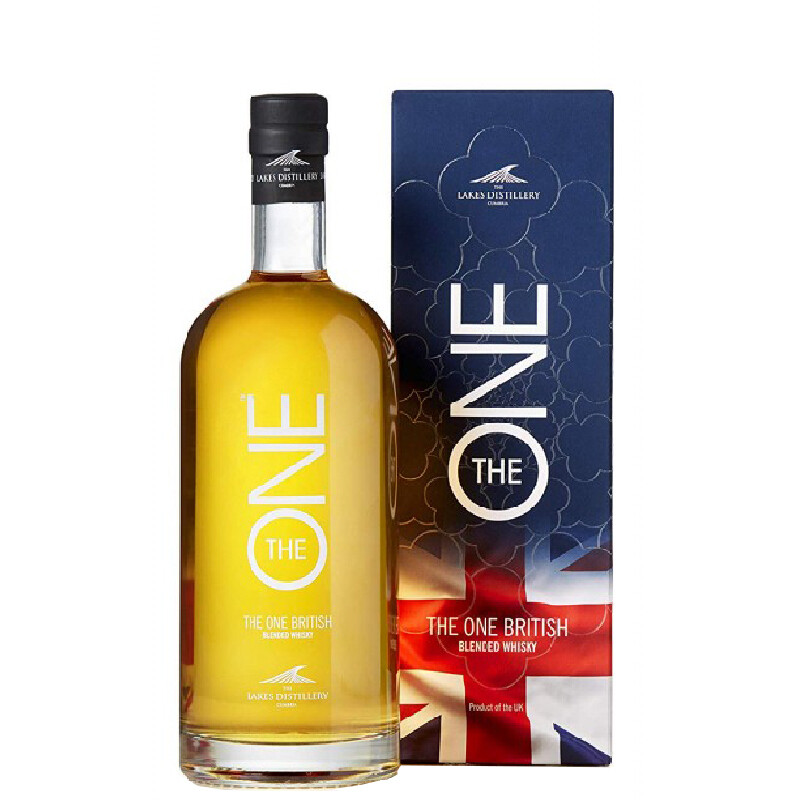 "The Lakes - The One (Blended Whisky) ""The Lakes Distillery"""
