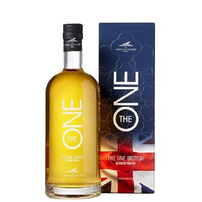 Lakes The One Blended Whisky (British Isles Whiskies)