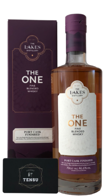 The Lakes - The One (Port Cask Finish)