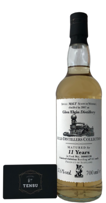 Glen Elgin 11 Years Old (2007-2019) - Auld Distillers Collection