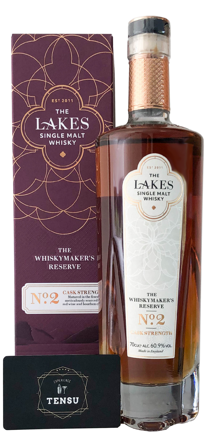 """The Lakes - The Whiskymaker's Reserve No.2 (Cask Strength) """"The Lakes Distillery"""""""