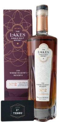 The Lakes - The Whiskymaker's Reserve No.2 (Cask Strength)