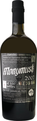 Monymusk 12 Years Old (2007-2019) Reduced