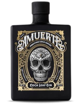 Amuerte Black - Coca Leaf Gin