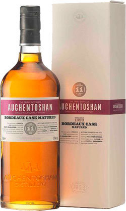 Auchentoshan 11 Years Old Bordeaux Cask