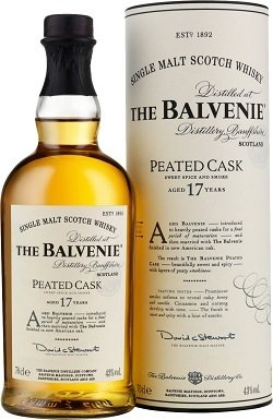 Balvenie 17 Years Old Peated Cask