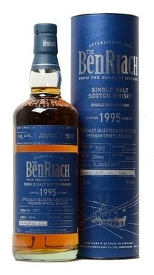 BenRiach 20 Years Old Single Cask