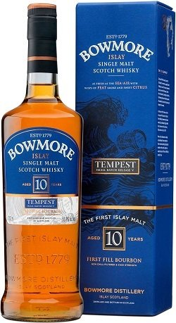 """Bowmore 10 Years Old - Tempest """"Batch 5"""""""