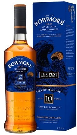 "Bowmore 10 Years Old - Tempest ""Batch 6"""