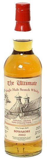 """Bowmore 11 Years Old (2002-2014) """"The Ultimate"""""""