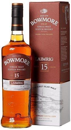Bowmore 15 Years Old Laimrig