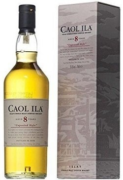 Caol Ila 8 Years Old Unpeated 2007