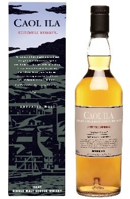 Caol Ila Stitchell Reserve 2013 - Natural Cask Strenght