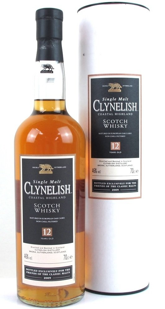 Clynelish 12 Years Old - FOTCM (1997-2009)