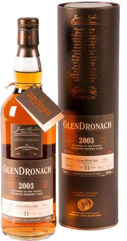 GlenDronach 11 Years Old (2003-2014)