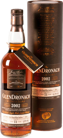 GlenDronach 11 Years Old (2002-2013)