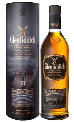 Glenfiddich 15 Years Old - Distillery Edition