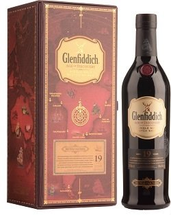 Glenfiddich 19 Years Old - Age Of Discovery Red Wine