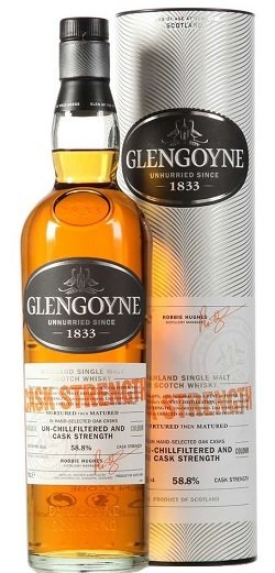 "Glengoyne Cask Strenght ""Batch 4"""