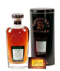 "Glenrothes 23 Years Old (1989-2013) ""Signatory"""
