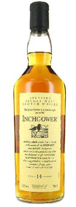 "Inchgower 14 Years Old ""Flora & Fauna"""